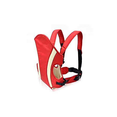FCH Portabebé Ergonómico Multifuncional Suave Ajustable Portadores para Infantil Recién Nacido Cinturón Extra Ancho Backplane de Seguridad Mochila Multifuncional para niños 0-12 Meses