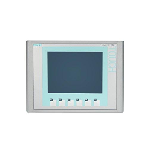 Siemens–Panel Basic KTP600monofasico PN display-5,7TFT