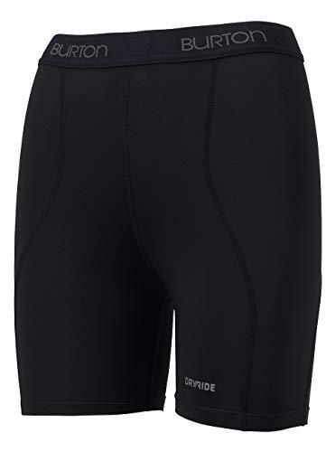 Burton Damen Luna Shorts Protektor, Schwarz (True Black), S