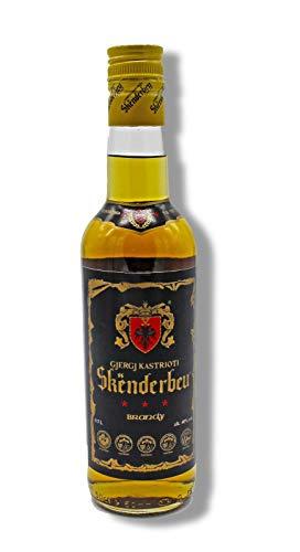 Gjergj Kastrioti Skenderbeu Brandy 0,5 l Original 40%