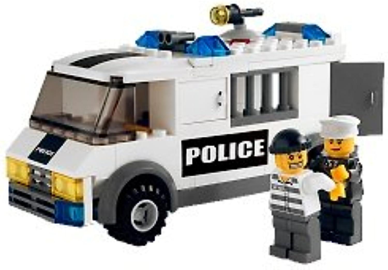 LEGO City 7245  Prisoner Transport