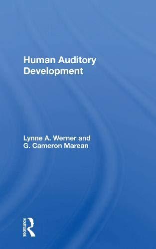 [画像:Human Auditory Development]