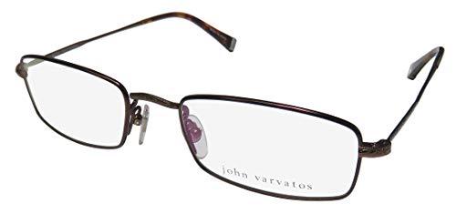 John Varvatos V139 Eyeglasses Brown