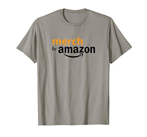 Merch by Amazon Logo T-shirt