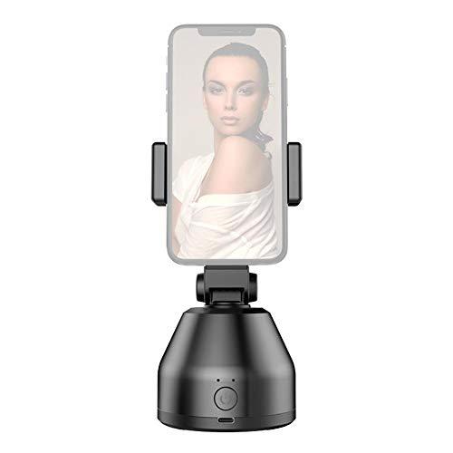 Smartphone Video Mount, Telefonhalter Stand 360 ° Drehbar Für Live-Streaming