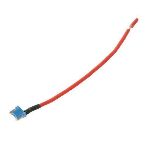 (STRAIGHT/ストレート) ワンタッチ電源 低背ブレード型 15A用 35-9153