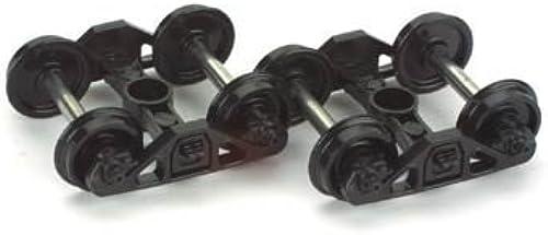 precios razonables HO Truck, Caboose 33  Metal Wheels (2) by Athearn Athearn Athearn  el precio más bajo
