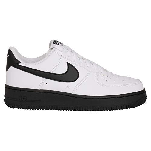 Nike Herren Air Force 1 '07 Sneaker Weiß 41