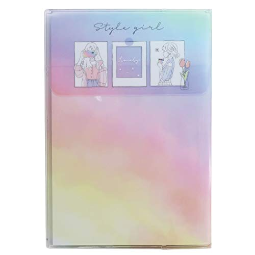 連絡帳[A5ポケットカバー付き れんらくノート]STYLE GIRL/2021SS