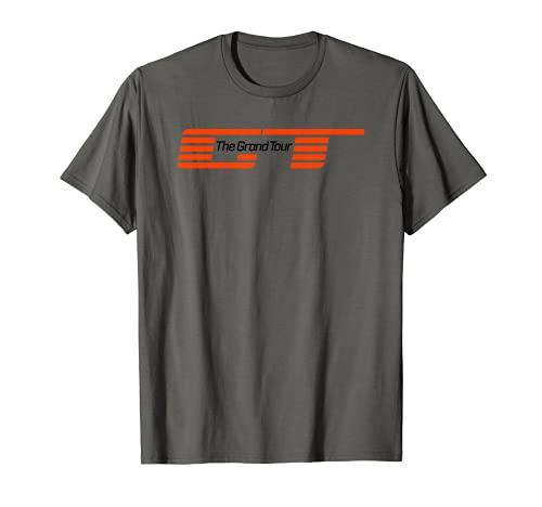 The Grand Tour Speed GT Logo T-Shirt