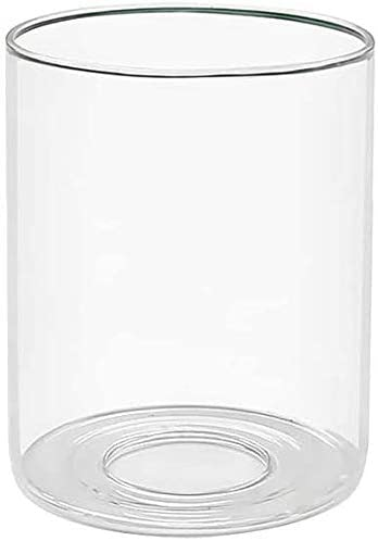Seeded Glass Shade Cylinder Glass Lamp Shade Replacement Glass Shade product image
