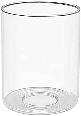 H Fitter Multiple Specifications D 42mm Frosted Glass,3.5 Arncmiv Glass Shade Accessory Glass Lamp Fixture Shade Replacement Glass with 1-21//32 Inch X 7