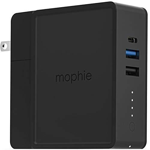 Mophie Global Powerstation Hub 6000mAh, Schwarz