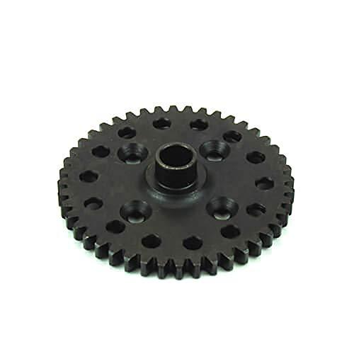 TEKNO RC LLC Spur Gear, 44T, Hardened Steel, Lightened, TKR5115
