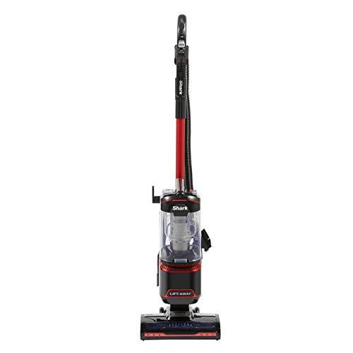 Shark Upright Vacuum Cleaner [NV602UKT], Lift-Away, Red/Black