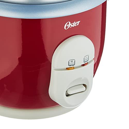 Oster CKSTRC4723-050 Arrocera de 0.6 litros, 350 W, plastic