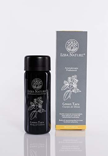 Izba Nature, GREEN TARA (Cuerpo de Diosa) Aceite corporal - 100 ml.