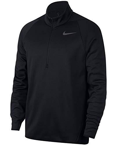 Nike Herren Niedrig, Schwarz/Weiß, 44,5 EU