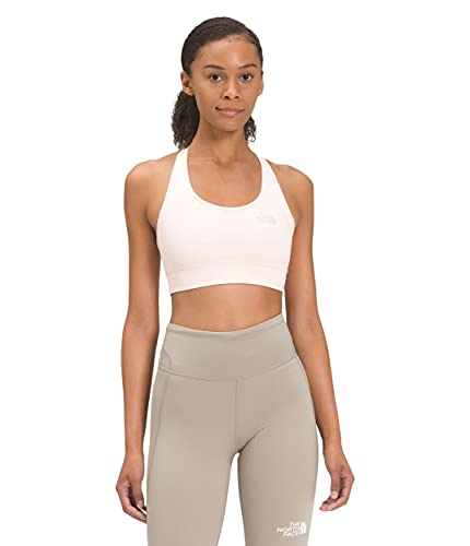 The North Face Brasier Bounce-B-Gone para mujer, Pearl Blush, XS