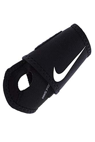Nike PRO Wrist And Thumb Wrap 2.0, Fasc Supp Pol/Poll Unisex Adulto, Nero, Taglia Unica