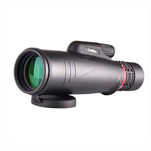 Gosky Zoom Monocular Telescope - High Power Scope with FMC Lens BAK4 Prism for Bird Watching, Hunting, Hiking, Camping, Travelling, Concert, Outdoor Activities (8-24x50)