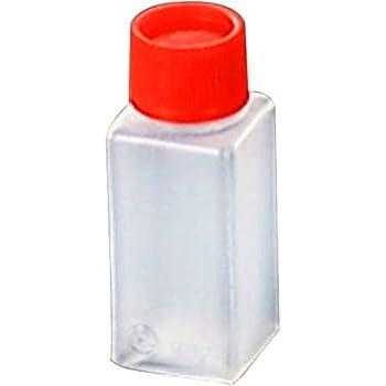 タレビン [角小 角壜](D) [100個入] [容量:約6ml] (16 * 16 * 38 mm)