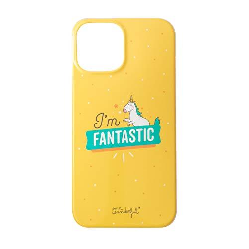 Mr. Wonderful Carcasa iPhone 12 Pro MAX I´m Fantastic