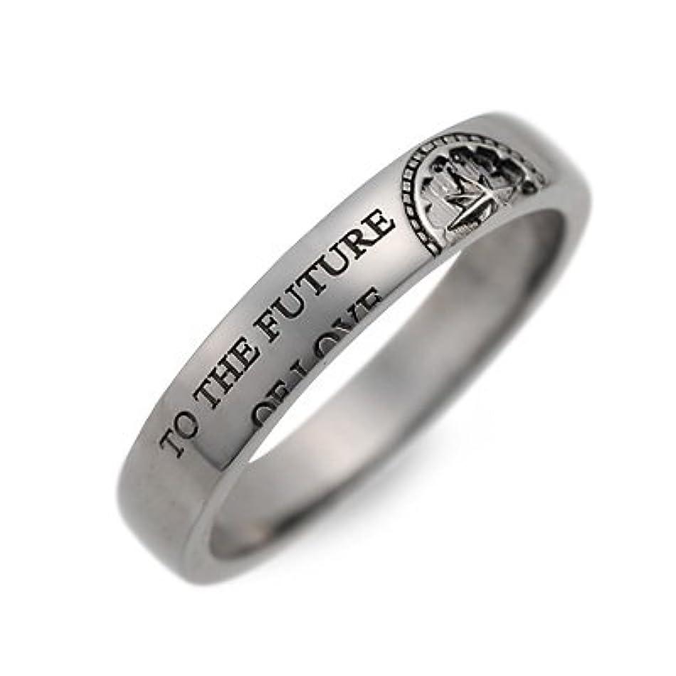メーターリンク慣れる[ピーエムアール] シルバー リング 指輪 ブラック 21.0号 PMR398-MNS-BK-21
