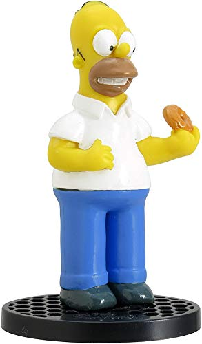 Simpsons The Homer with Donut 2.75' PVC Action Figure