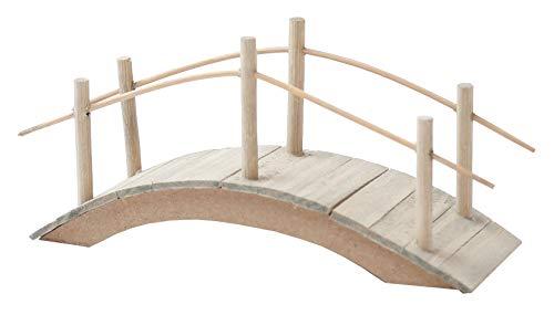 Mini-Holzbrücke, 11cm