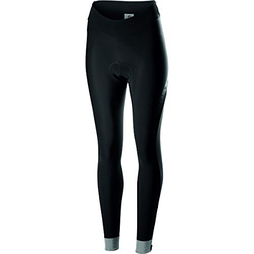 CASTELLI All Nano W Tight, Damen-Radhose, Schwarz, L