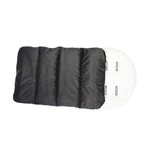 Edmend Kinderwagen Warmer Schlafsack, Universal Fußsack im Herbst Winter, Warm wasserdicht Winddicht Spaziergänger Kissen Baby-Schlafsack for Jungen und Mädchen Schlafsack für Outdoor