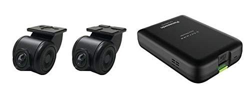 パナソニック(Panasonic) 【カーナビ連動専用/前後2カメラ】ドライブレコーダー CA-DR03TD