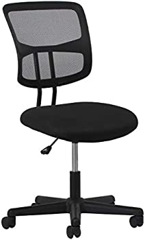 OFM ESS Collection Swivel Mesh Back Armless Task Chair