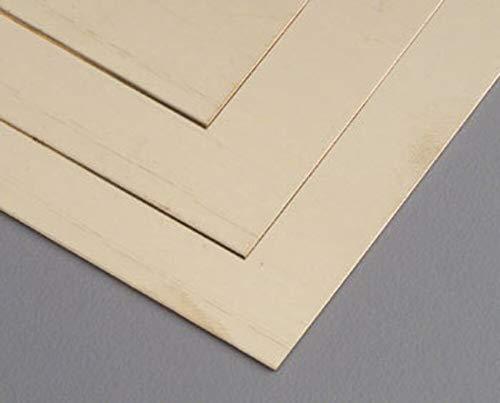 K&S Percision Metals 16404 Brass Sheet Metal Rack, 0.016