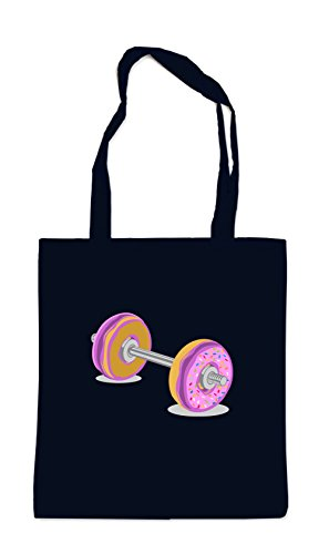 Certified Freak Donut Barbell Bag Black
