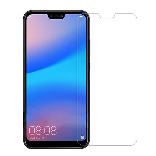 3 peças de película protetora HD transparente de vidro temperado para Huawei Mate 20 Lite
