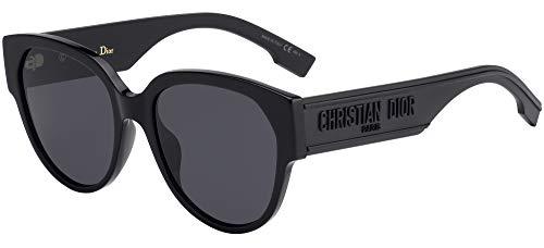 Dior ID 2 BLACK/GREY 55/19/145 Damen Sonnenbrillen