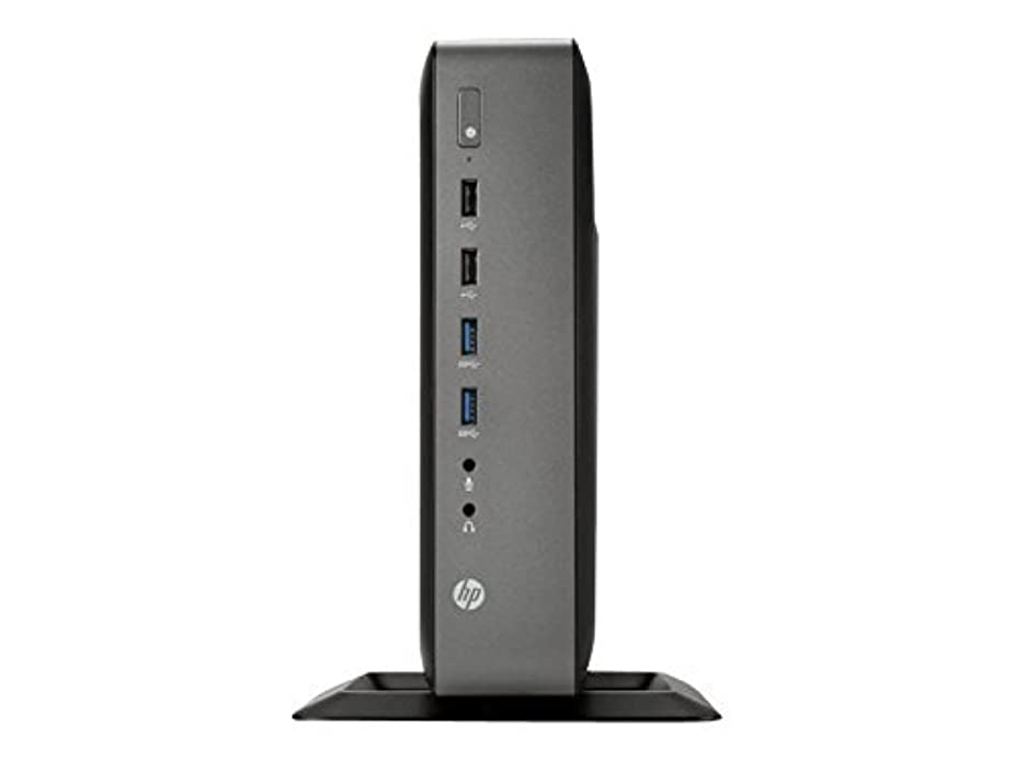 コロニー収束地質学HP F5A61UT#ABA Flexible Thin Client T620 PLUS Tower Desktop, 4 GB RAM, 16 GB SSD, AMD Radeon HD 8400E, Black [並行輸入品]