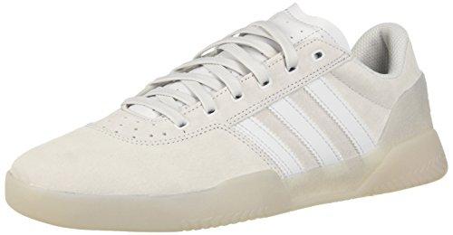 adidas Originals City Cup, Zapatos de Skate Hombre, Cristal Blanco, Cristal Blanco, 40 EU
