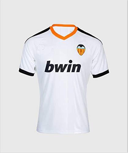 Camiseta de fútbol Personalizado 19/20 Europa Premier League Patch Jerseys de fútbol Nombre Personalizado Número Camisa para Hombres Jóvenes niños (1ª equipación, L-Hombre)