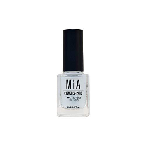 MIA Cosmetics-Paris, Capa Superior (6264) Top Coat Mate Effect - 11 ml