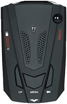 Laser Radar Detector for Cars Prompt Speed City Highway Mode 360 Degree Detection Policy Radar product image