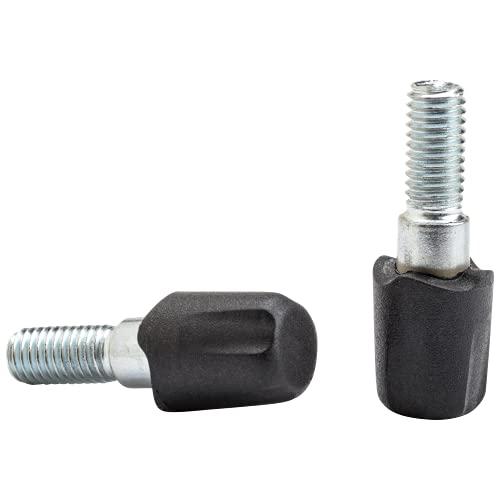 Black Diamond Tech Tips-Rubber Bastones Accesorios, Unisex-Adult, No Color