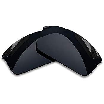 Shadespa Polarized Replacement Lenses for Oakley WireTap Sunglasses - Jade Black