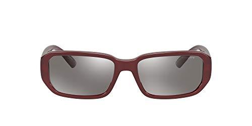 Arnette - Gafas de sol para hombre Shiny Red 55