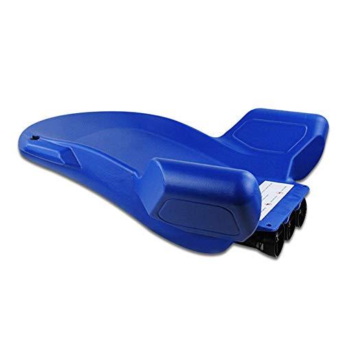 SANON Monopatín eléctrico bajo el Agua Adulto Inteligente somatosensoriales Surf Junta Flotante niños de Natación en Aguas Juguete de la Piscina Paddle. WTZ012 (Color : Blue)