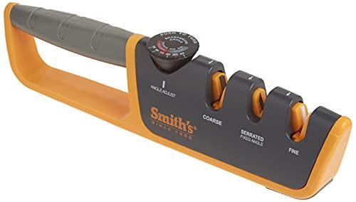 8. Smith's 50264 Adjustable Manual Knife Sharpener