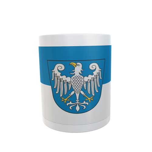 U24 Tasse Kaffeebecher Mug Cup Flagge Arnsberg