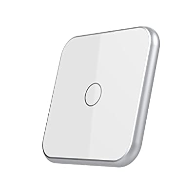 Fast Wireless Charging Stand for iPhone 8 Plus,...